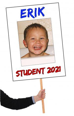 Standardskylt 2021